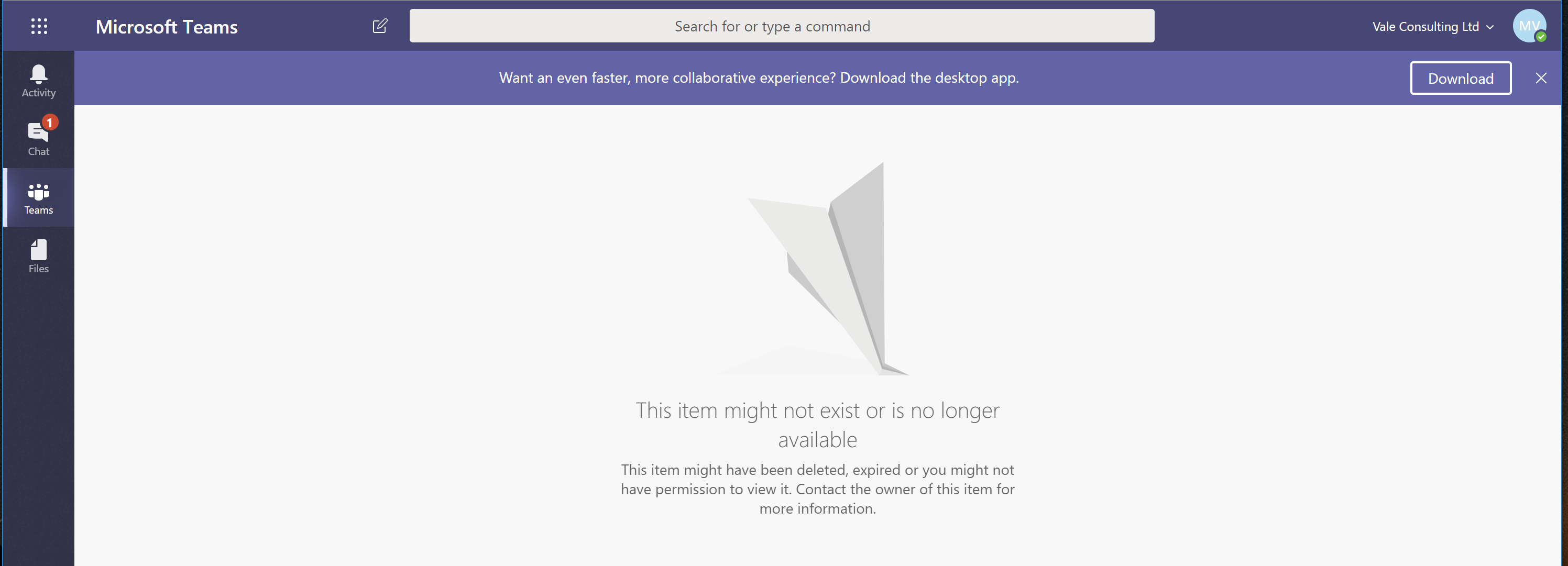 Microsoft Teams – Prevent File Sharing with Guest Users